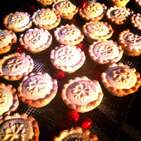 mini mincepies