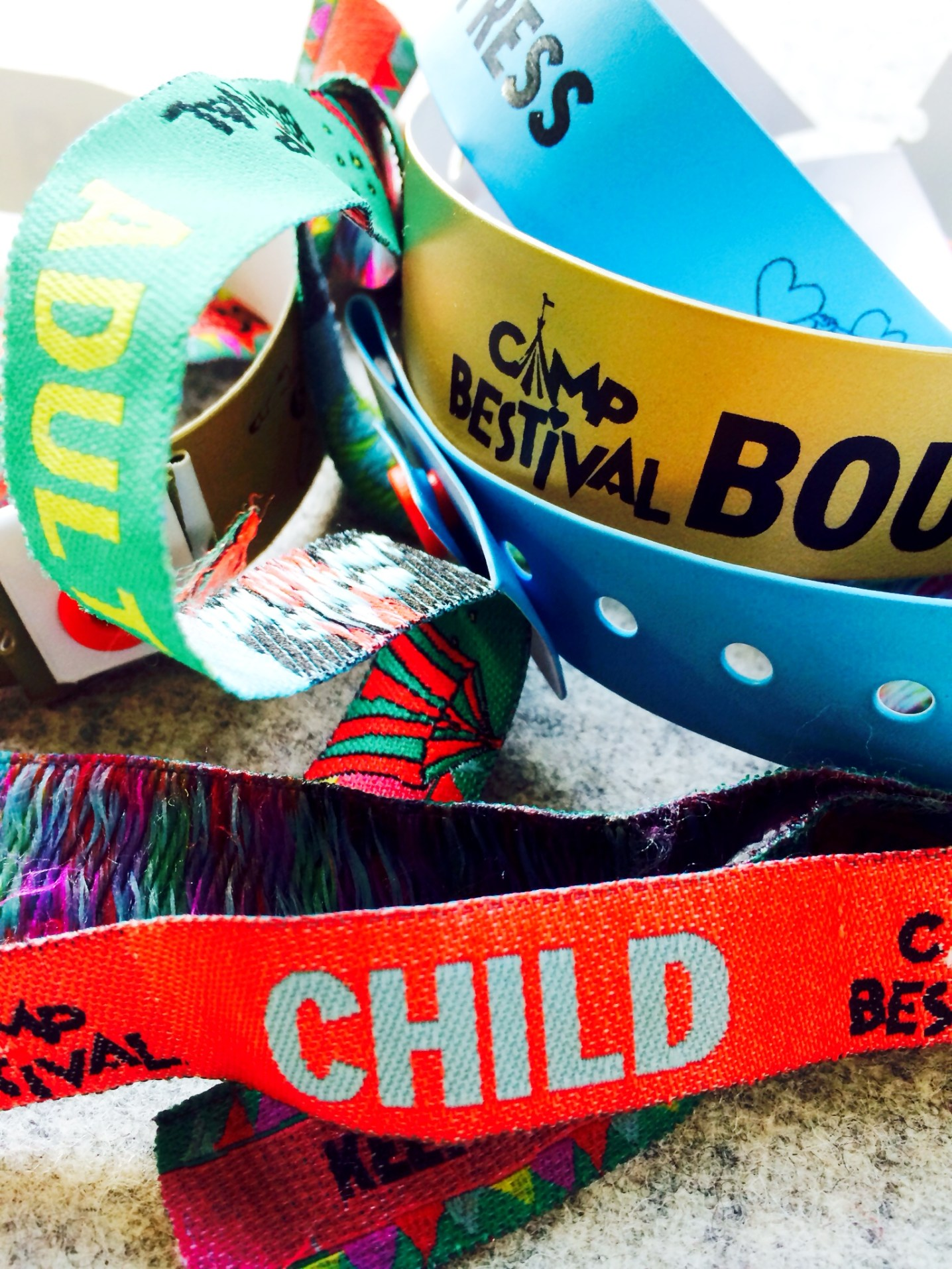 camp bestival is all over