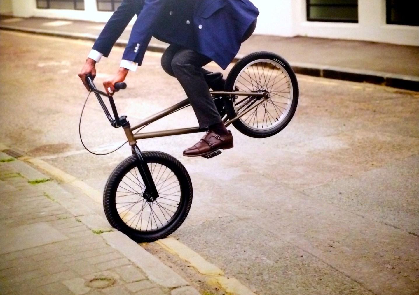sam mingle bike skills