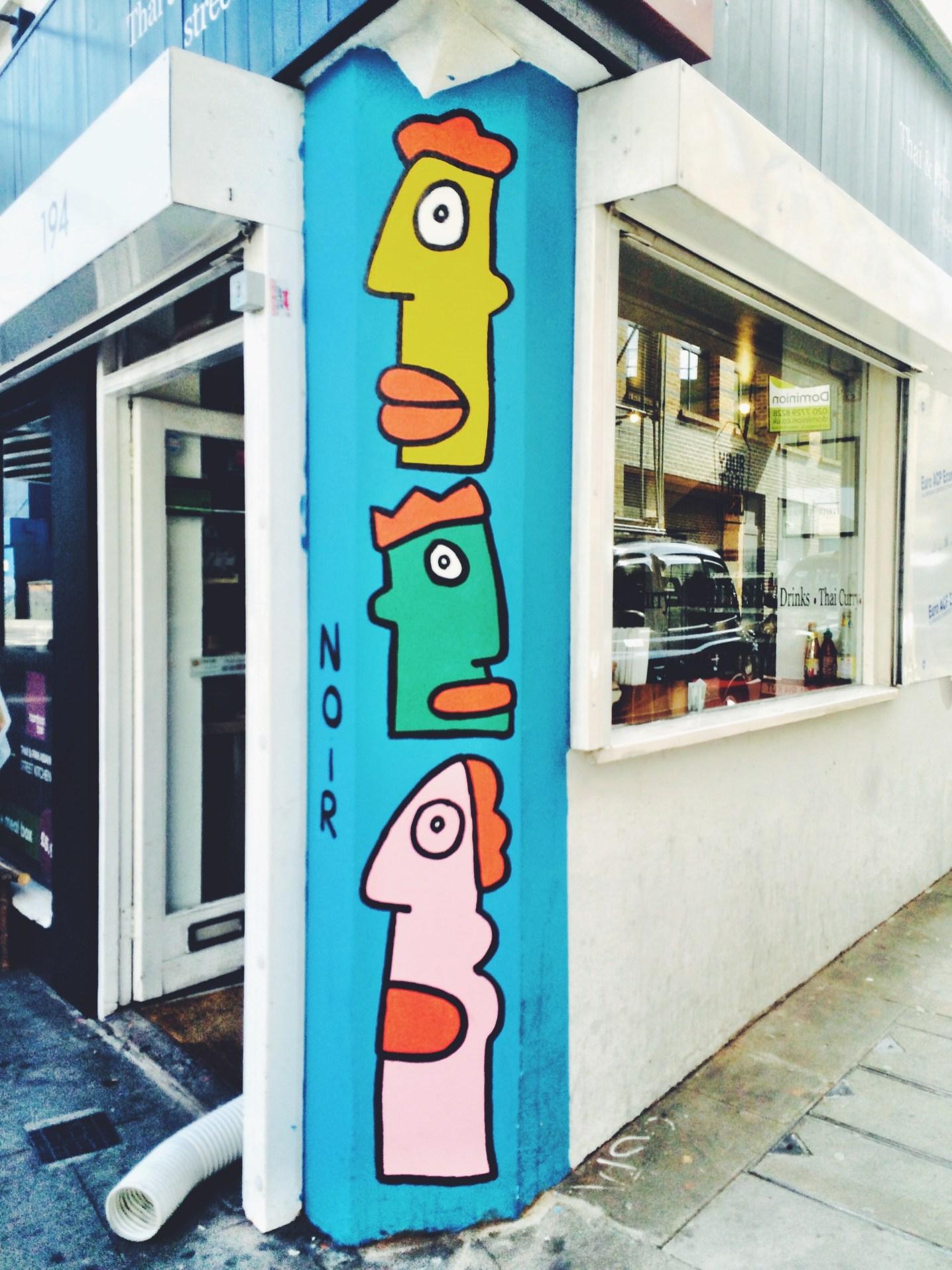 shoreditch street art thierry noir