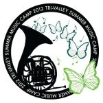 Tri-Valley Summer Music Camp logo