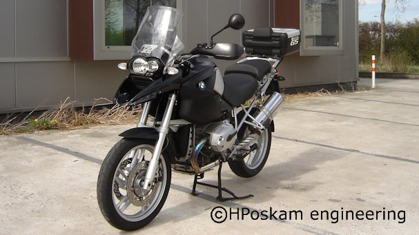 BMW R1200GS construction year 2007