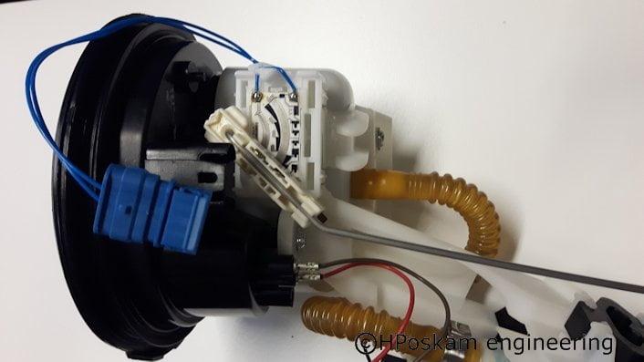 BMW R1200GSA fuel pump with float