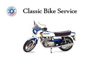 Classic Bike Service