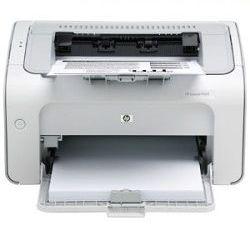 HP LaserJet P1005 Printer