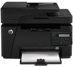 HP LaserJet Pro MFP M128 Printer