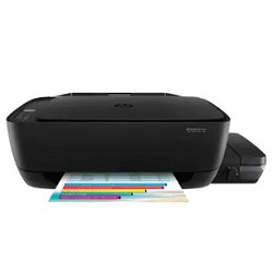 HP DeskJet GT 5821 Printer