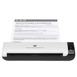 HP Scanjet Professional 1000 Scanner