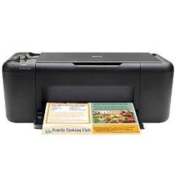 HP DeskJet F4580 Printer