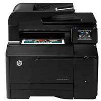 HP LaserJet Pro 200 color MFP M276n Printer