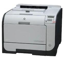 HP Color LaserJet CP2025dn Printer