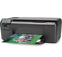 HP Photosmart C4750 All-in-One Printer