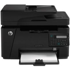 HP LaserJet Pro MFP M128fn Printer