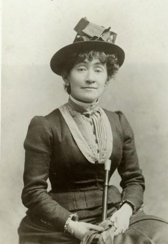 Blanche Nevin