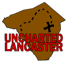 Uncharted Lancaster updated Logo New White Border