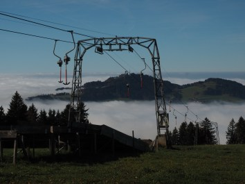 Oberholz - Bergsation Farner