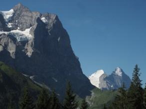 Wetterhorn - Mönch - Eiger