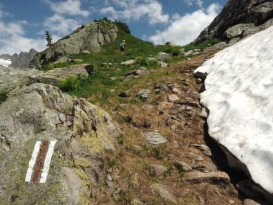 Wanderparadies oberhalb Steingletscher