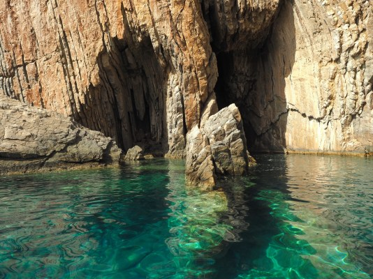 Steilküste von Kasos