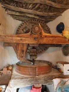 Olympos: letzte funktionierende Windmühle
