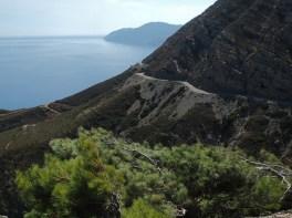 Ostküste: Spoa - Olympos