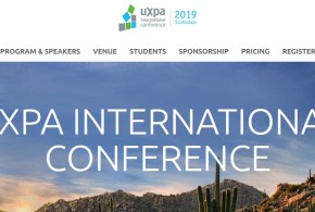HPX Talk 52:UXPA International Conference 2019 心得分享