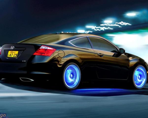 Accord, тюнинг, скорость, драйв, автомобили, машины, авто ...