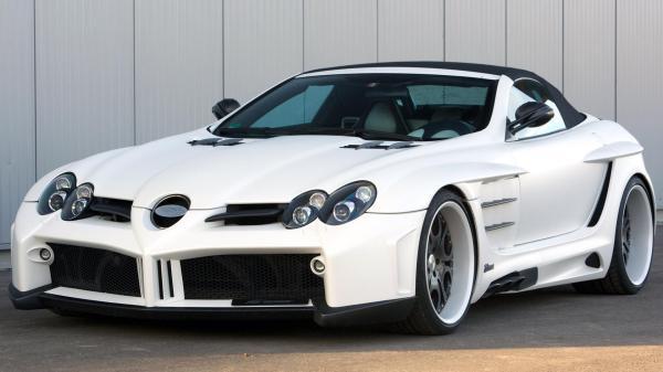 Mercedes, белый, тюнинг, автомобили, машины, авто обои для ...