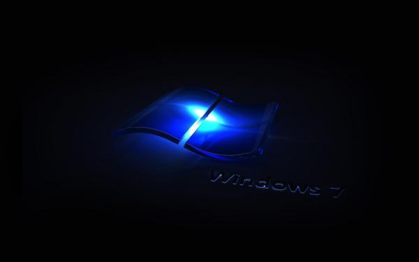 Windows 7 темный, красивые Windows 7 обои для рабочего ...