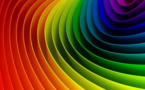Необычная радуга обои для рабочего стола, картинки, фото ...