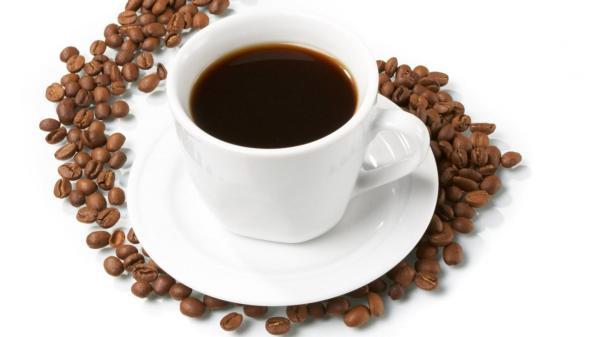 Чашечка горячего кофе обои для рабочего стола, картинки ...