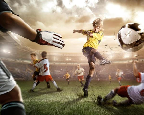 Игра в футбол обои для рабочего стола, картинки, фото ...