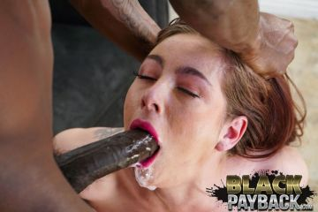 Black Payback Dickmatized