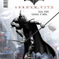 Batman Arkham City - Panini