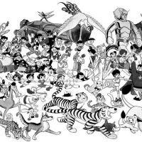 Artistas #25 - Osamu Tezuka