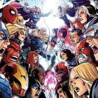 Capas Incríveis #25 - Vingadores vs X-Men