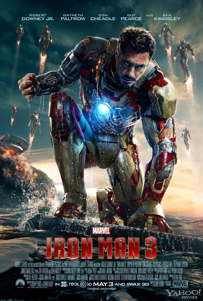 Poster do filme Homem de Ferro