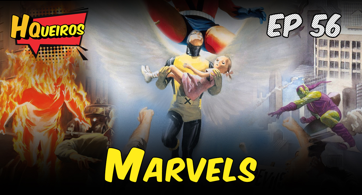 Ep 56 | Marvels