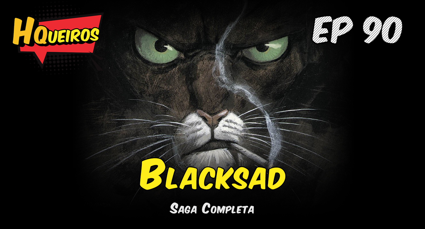 Ep 90 | Blacksad