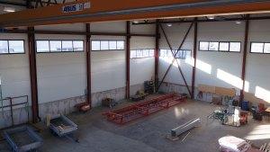 Industribyg, Loe Bruk 11 Hokksund