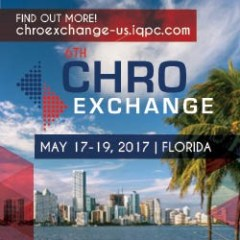 CHROs from Global Organizations to meet in Florida this May