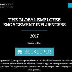 The Employee Engagement Awards Announces Engagement 101