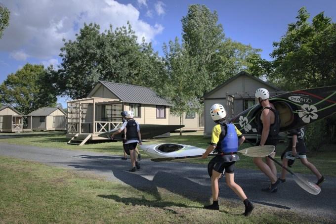 Huttopia rachète le réseau de campings OnlyCamp