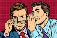 Кто и зачем распространяет слухи на работе?!