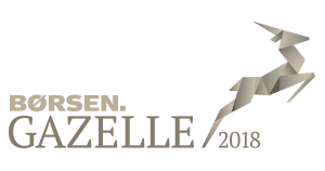 Børsens Gazelle pris 2018