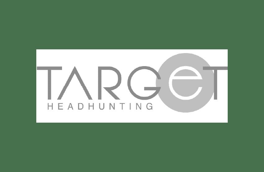 Logo af Target headhunting