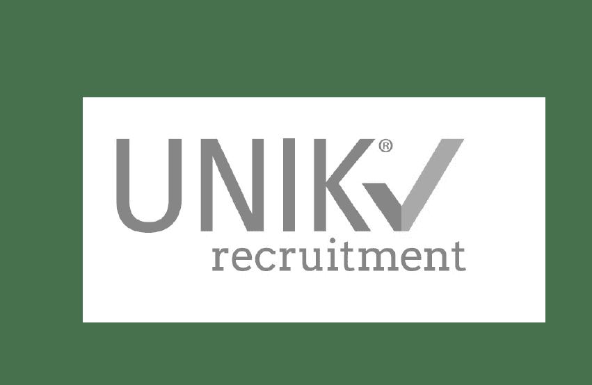 Logo af Unik recruitment