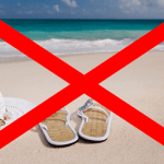 Montag ist Schontag Urlaub Strand