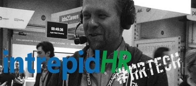Josh Schwede, LIVE from #HRTechConf