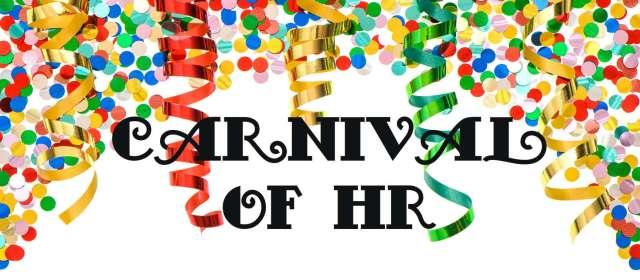 The Carnival of HR Returns!